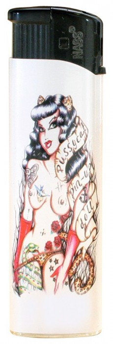 Tattoo Motiv Feuerzeug