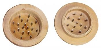 Ball Mühle aus Holz