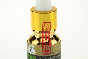 CBD Öl 20% 10ml in Runddose