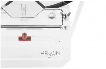 Hydrogen Pipes Argon H2O4 Social Hookah