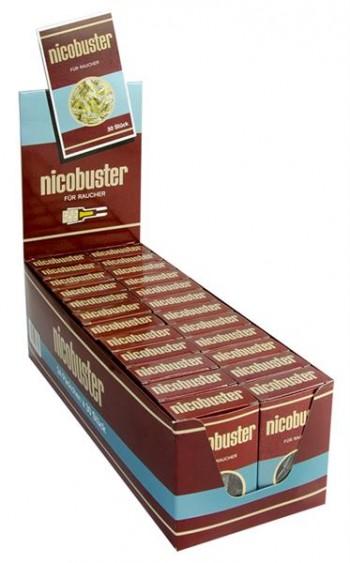 Nicobuster Filterspitzen 8mm 30 Stk.