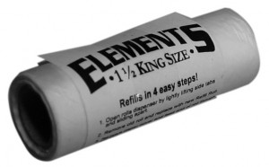 Refills Elements King Size Papers