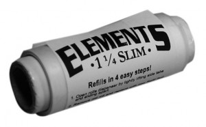 Refills Elements Slim Papers