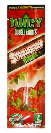 Juicy Blunts Strawberry