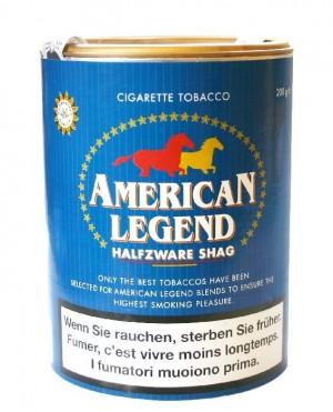 American Legend Halfzware Shag