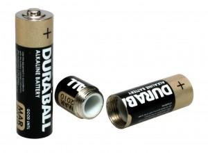 Batterie Geheimfach Duraball