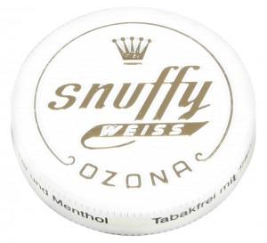 Snuffy weiss