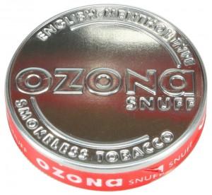 Ozona Menthol Snuff