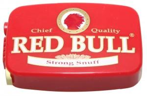 Red Bull Schnupftabak