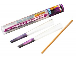 Transparente Cyclones Purple Unknown