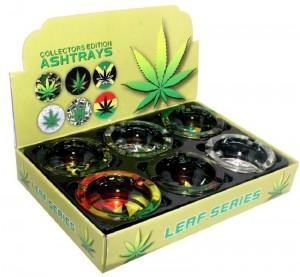 Cannabis Aschenbecher