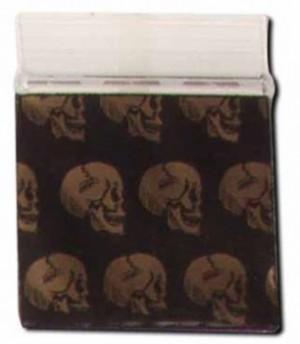 Schnellverschlussbeutel Skull  50x50mm