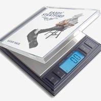 CD Waage 50 x 0.01g