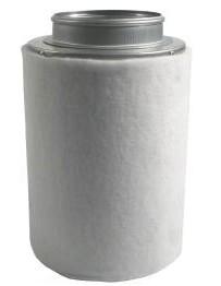 Aktivkohlefilter 240 m3/h 100mm