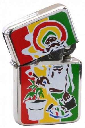 Benzin Feuerzeug Reggae