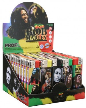 Bob Marley Feuerzeug