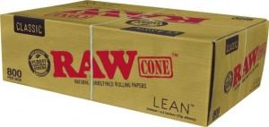 Raw Cones 800 Stk.