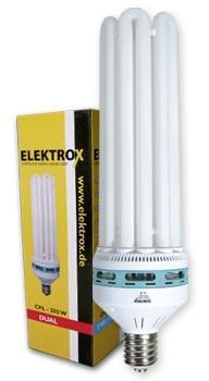 Energiesparlampe  200 W Blüte / Wuchs