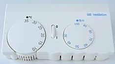 Hygrostat und Thermostat