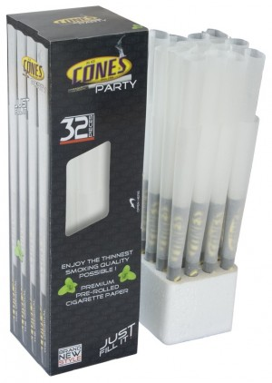Cones Party 32 Stk. 140 mm