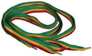 Reggae Schnürsenkel
