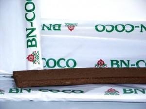 Bio Nova Coco Matte gepresst 100 x 15 cm