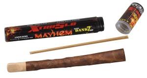 Cyclones Mayhem mit Holzfilter 2x