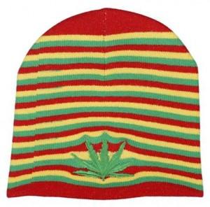 Beanie Wintermütze Reggae