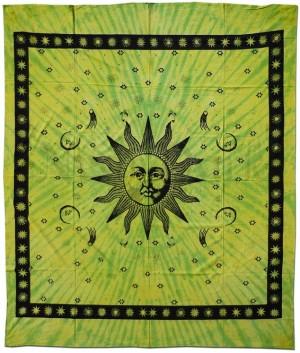 Batiktuch Sun XL