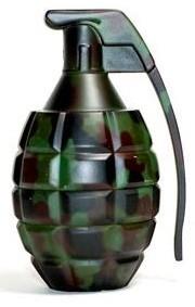 Handgranaten Grinder