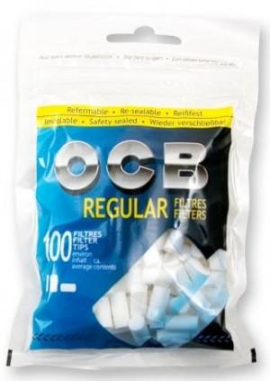 Zigarettenfilter OCB Regular