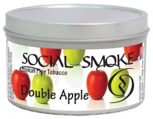 Social Smoke Doppel Apfel