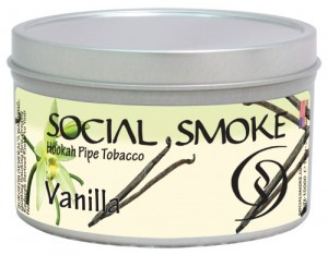 Social Smoke French Vanilla