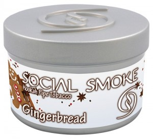 Social Smoke Gingerbread