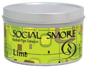 Social Smoke Lime
