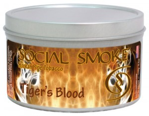 Social Smoke Tiger's Blood