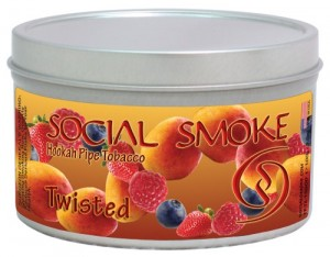 Social Smoke Twisted