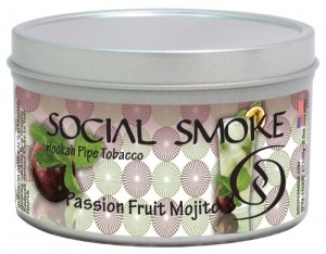Social Smoke Passion Fruit Mojito