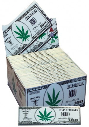 Dollar Papers King Size Slim