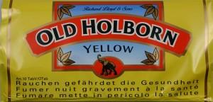 Old Holborn Gelb