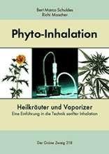 Phyto-Inhalation Heilkräuter und Vaporizer