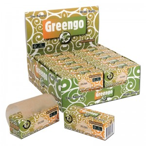 Greengo Unbleached Natural Wide Rolls