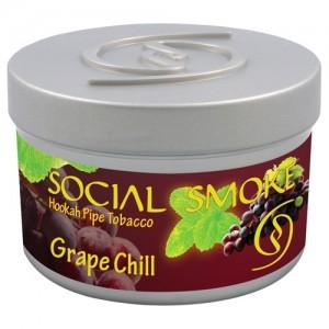 Social Smoke Grape Chill 250g