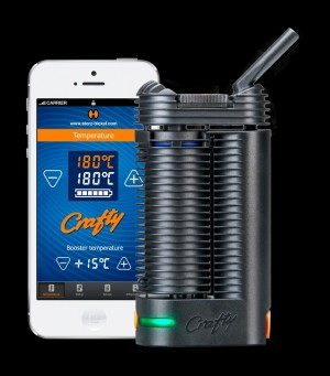 CRAFTY+ Vaporizer by Volcano