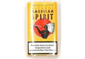 American Spirit Gelb 25g
