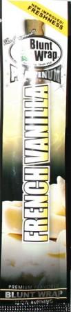 Blunt Wrap Platinum Vanilla