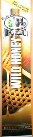 Blunt Wrap Platinum Wild Honey