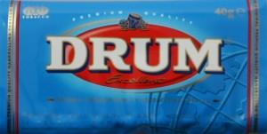 Drum Bright Blue