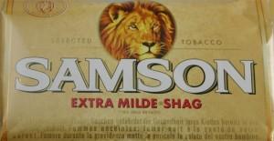 Samson Gold Blend