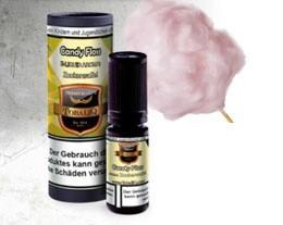 Liquid TobaliQ Zuckerwatte 6mg Nikotin